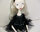 Jointed Art doll - Anne-Marie
