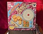 NATIONAL LAMPOON - Radio Dinner - 1972 Vintage Vinyl GATEFOLD Record Album
