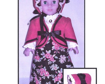 Popular items for doll jacket pattern on Etsy
