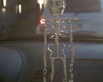 Rearview Mirror Skeleton - Made to order (Semi Custom)