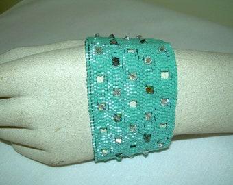 Luster Square Bracelet