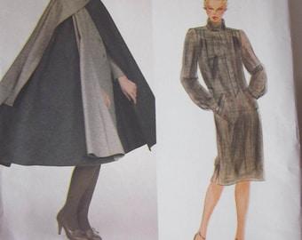 Vogue Paris Original Sewing Pattern-Nina Ricci-2789-Size 14-Uncut