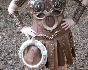 Xena Warrior Princess Armor and Costume