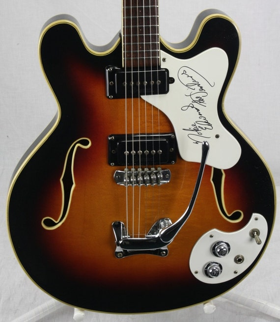 The Story of Mosrite Guitars, Part Two