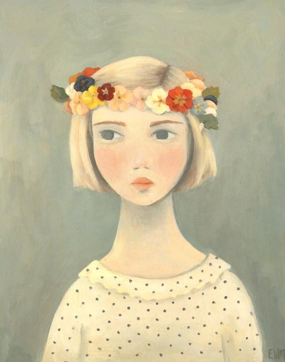 Original Painting : Primrose