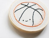Have a Ball - Sports Hand Embroidery Pattern PDF