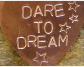 Dare to Dream by Jean Skipper - Photo Post Card and Miniature Art Print with Envelope