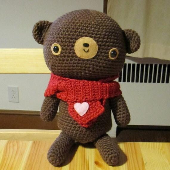 Amigurumi Teddy Bear plushie