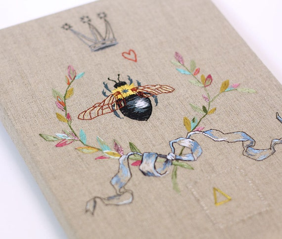 The Queen Bee - Embroidery