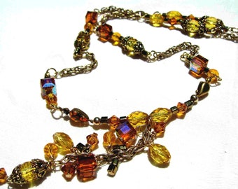 El Dorado Necklace by Diana