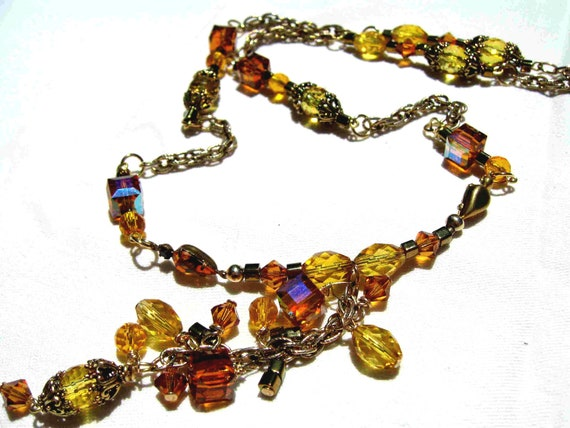 El Dorado Necklace by Diana