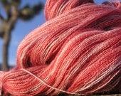 Lace Weight Yarn - Baby Alpaca, Silk, Cashmere - Fall Buckwheat