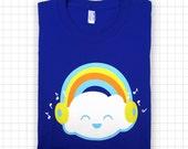 SALE Happy Cloud ADULT T-shirt