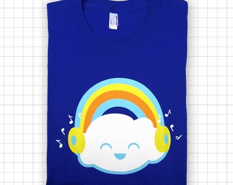 SALE Happy Cloud ADULT T-shirt