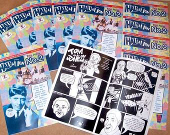 Fanzine/Zine/DIY/Half a Ton 2/Half a Ton/Punk/Pop Art/Art/Small Press/SmallPress/Scottish Zine/Comics/Cartoons/Half a Ton Zine/Music/Collage