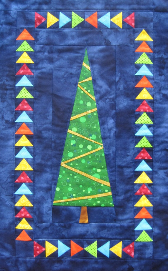 CLEARANCE SALE - Tree Trimming Hard Copy Pattern