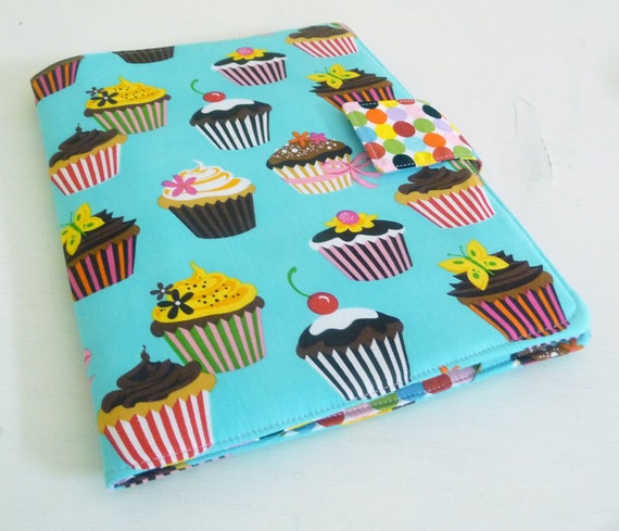 iPad, Kindle, Nook, Kobo Cover Hello Cupcake - MADE TO ORDER