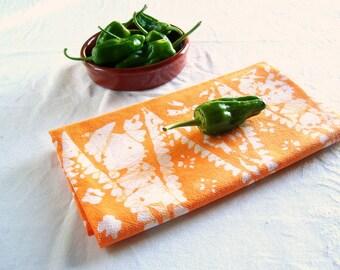 fiesta floursack towel