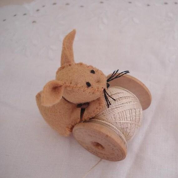 Little brown  bunny  - Bella