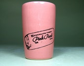 itty bitty cylinder pink pearl - Made to Order / Pick Your Colour