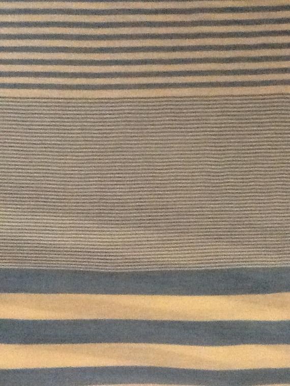 Stripes  JERSEY Knit  Fabric