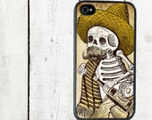 iphone 6 case Day of the Dead iPhone Case, iPhone 4 and 4s Case Halloween - iPhone 5 Case - Galaxy s3 s4 s5