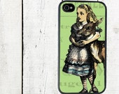 iphone 6 case iPhone 4 case Alice and the Fawn iPhone Case, Woodland Deer - iPhone 5 Case - iPhone 4,4s - Galaxy s3 s4 s5