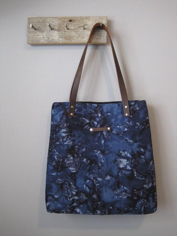 tote bag /  tote shoulder bag / modern market tote bag