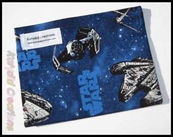 Eco Friendly Re-useable Snack Bag - Star Wars