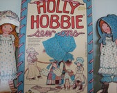 Holly Hobbie Sew Ons Colorforms Paper Dolls 50% 0ff sale