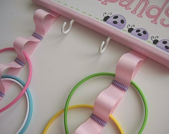 HEADBAND LOOPS ... Upgrade 2 ribbons ... Head Band loop ribbon ... add on to purchase