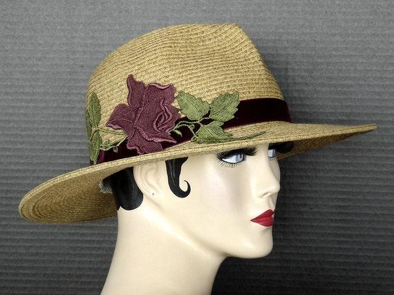 Womens Summer Fedora On Sale