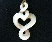 73 - Eternal Love with Infinity Twist Design