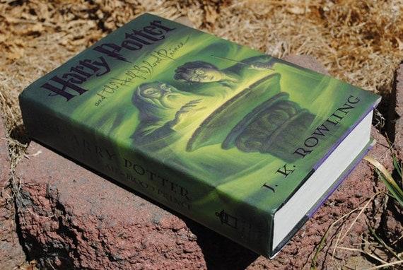 Hollow Book Safe - Harry Potter Year 6 - Hollow Secret Book