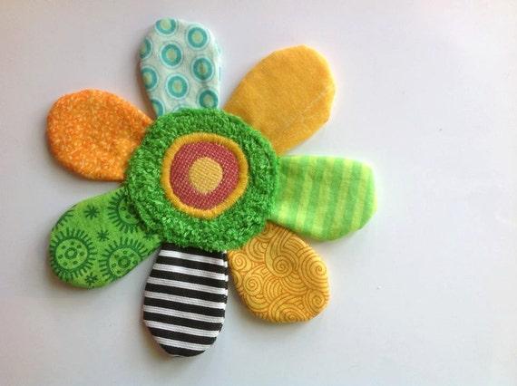 Crazy Daisy Flower Patch