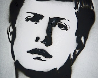 Ders Workaholics spray painted shirt