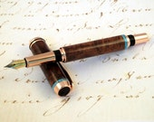 Handmade Fountain Pen - The Arizona Pen