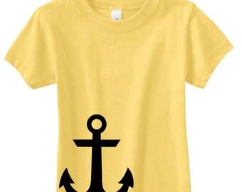 Anchors away onesie or  tshirt