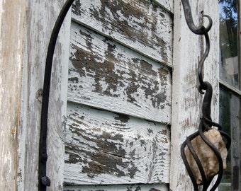 Handmade Iron Plant Hook