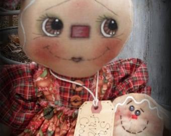 Santa's Favorite Cookie INSTANT DOWNLOAD EPATTERN #105 HafaiR Faap