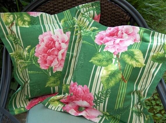Sun Porch Pillow The Garden Trellis