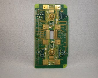 Recycled Circuit Board LIGHT SWITCH PLATE Techie Geekery Wall Decor sp3