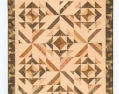 Multifaceted Quilt Pattern Designed by Daniela Stout Cozy Quilt Designs Fabric Strips