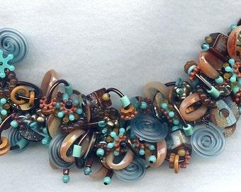 RETRO COCOA  Bracelet Kit