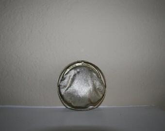 Unique Vintage Metallic Gold Coin Purse