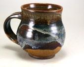 Pottery Mug 12 ounce size