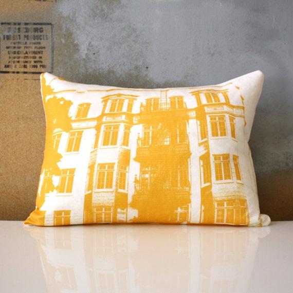 LAST CHANCE SALE / San Francisco Pillow - Urban Throw Style no8  City Pillow - Modern Decor