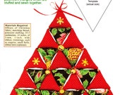 Vintage 1960/1970 Sewing Pattern, Christmas In Patchwork