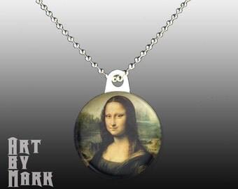 Mona Lisa  Pendant