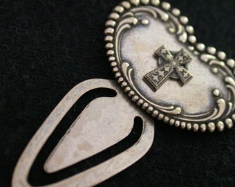Artisan Made Victorian Bookmark Holiday Gift on Etsy